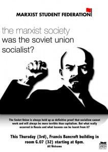 QMUL Soviet union
