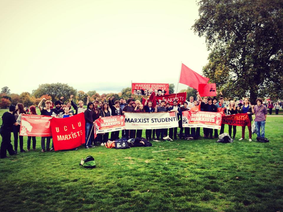 Bristol Marxists: the most innovative, interesting and lively student society in Bristol