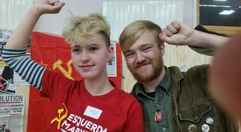 Cambridge college students flock to Marxist society