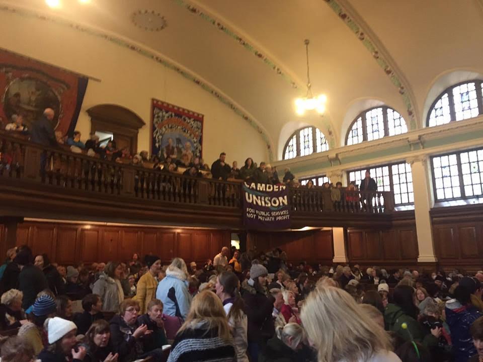 Durham Teaching Assistants on strike