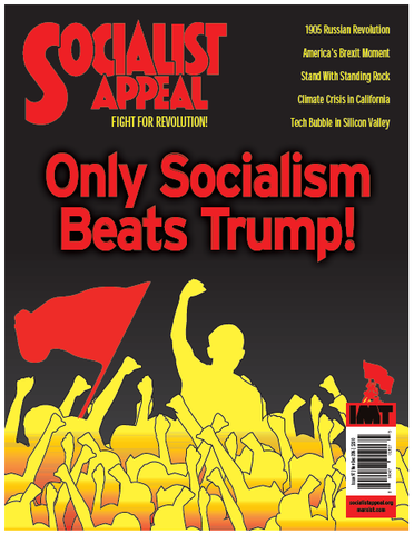 only-socialism-beats-trump