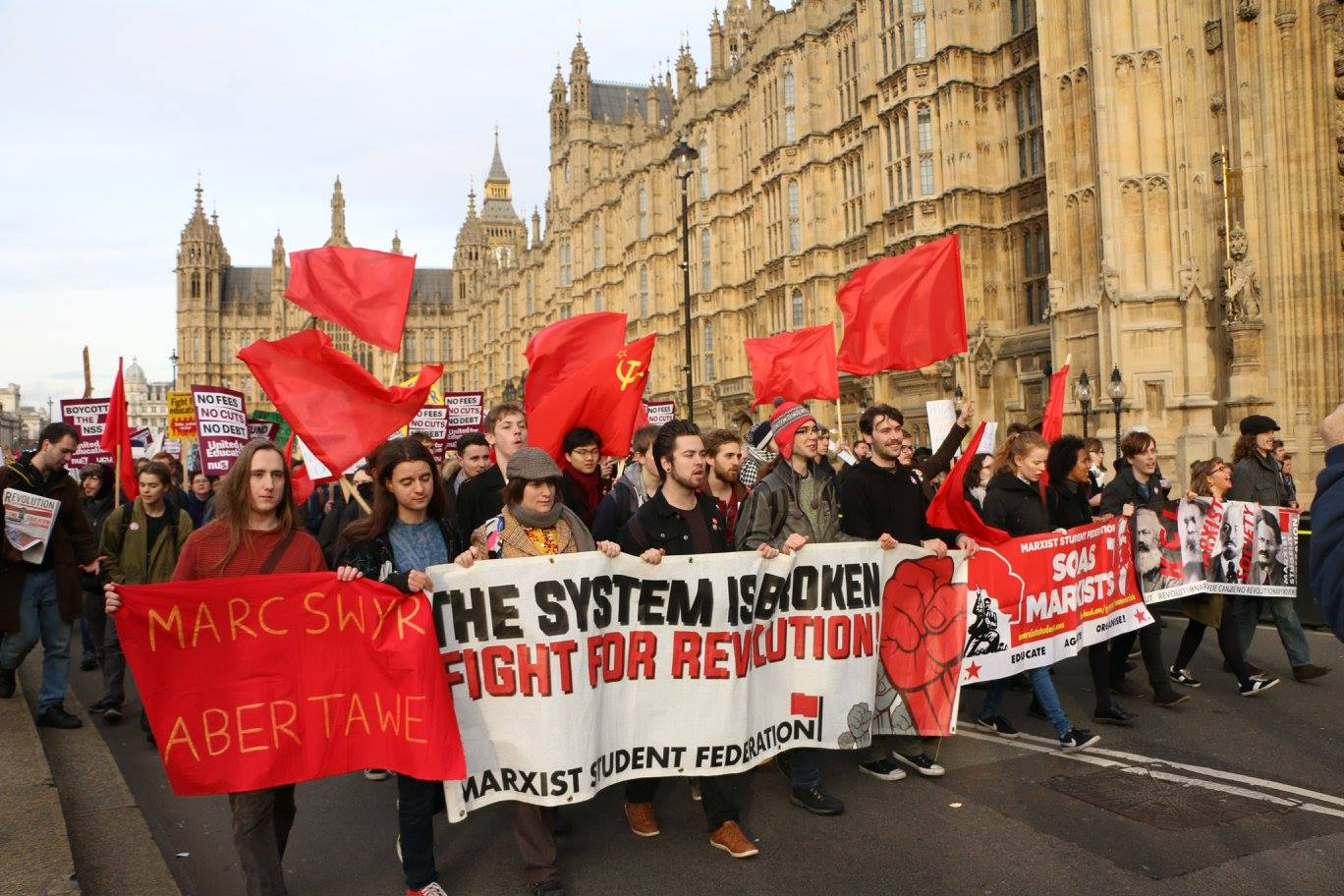 Marxism in Britain is growing: donate to help us get bigger offices!