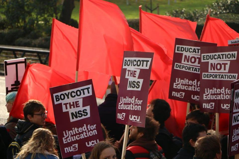 Sabotage, racism and walkouts – NUS needs to take radical action