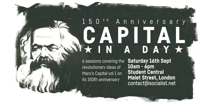 Marx's Capital in a day