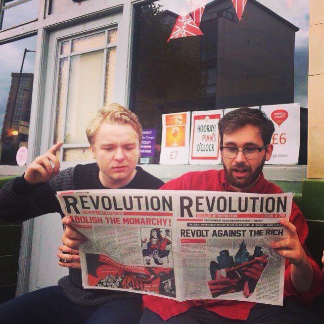 Revolutionary revelations
