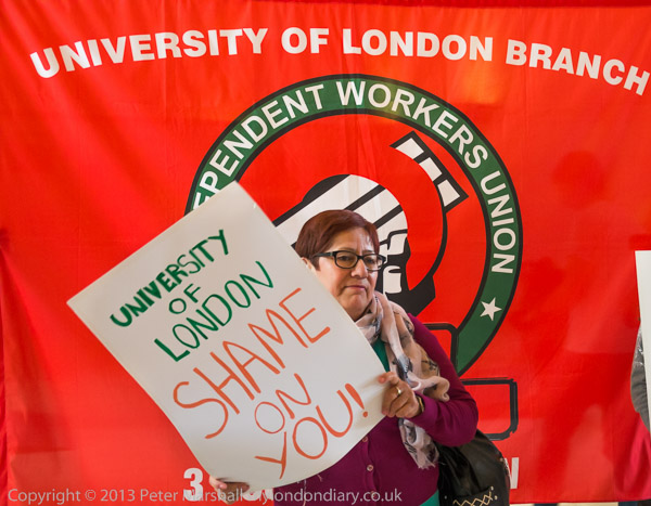 Open letter to the vice-chancellor of the University of London – stop exploiting outsourced workers