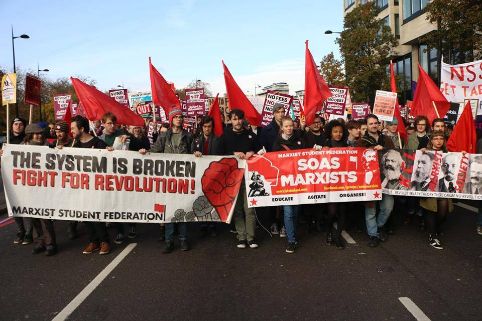 Free Education Now – Expropriate the Rich!