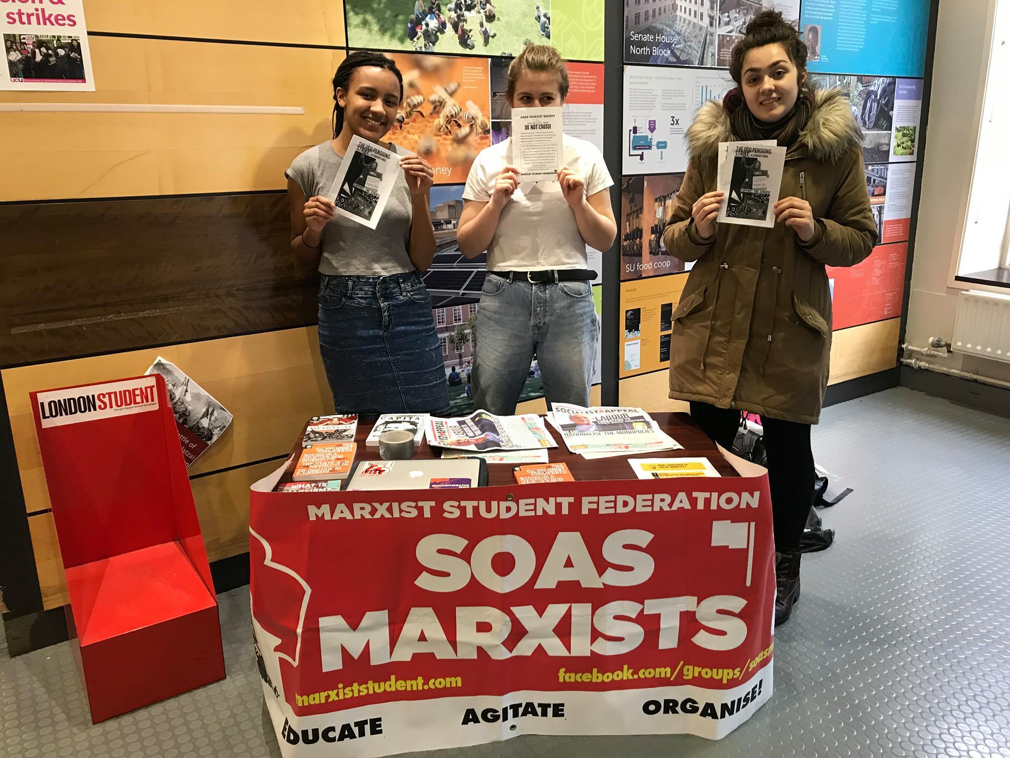 SOAS Marxists