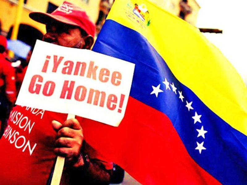 Hands Off Venezuela: picket and meeting