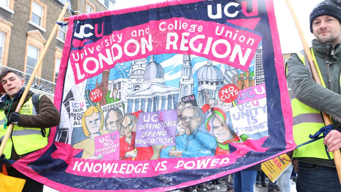 UCU general secretary elections: we need a break with the past