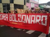 Thousands join education strike in Brazil: Bolsonaro Out!