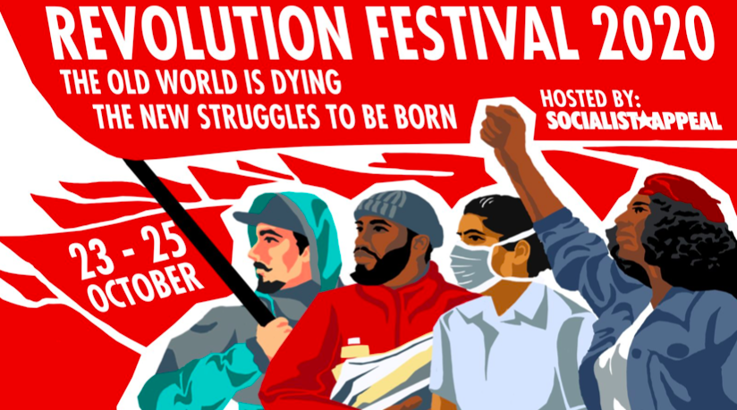 Revolution Festival Website